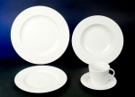 Kasva White Tableware Series