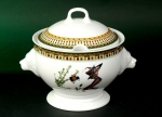 Kasva Africa Soup Tureen 2 pieces