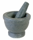 Mortar and Solid Granite Pestle