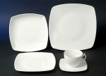 Akzent White Tableware Series
