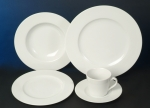 Amelie White Tableware Series