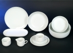 Atelier White Tableware Series