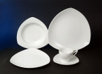 Diana White Tableware Series