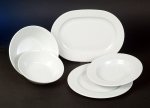 Nestor White Tableware Series
