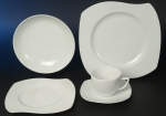 Elegance White Tableware Series