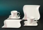 Ocean Metropol Decor Tableware Series